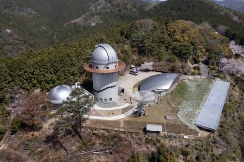 星の動物園星の塔最上階ベランダ・天体観測ドーム改築工事