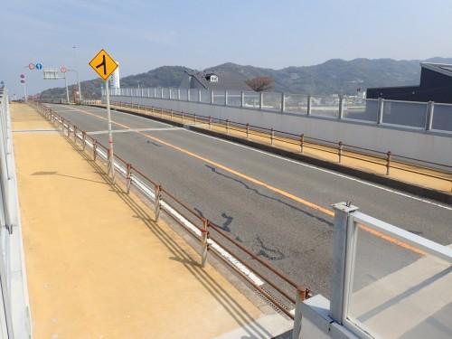 国道42号三谷高架橋他橋梁補修工事