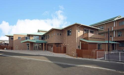 和歌山つくし医療・福祉センター増築工事