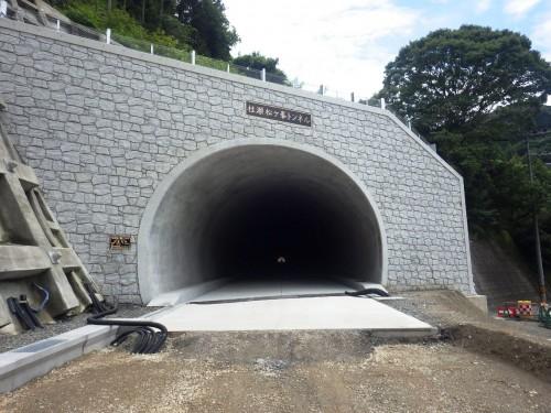 国道370号(仮称1号トンネル)道路改良工事
