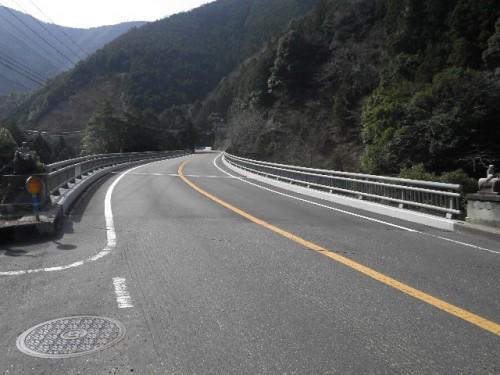 国道311号(氏山橋)交付金道路保全工事