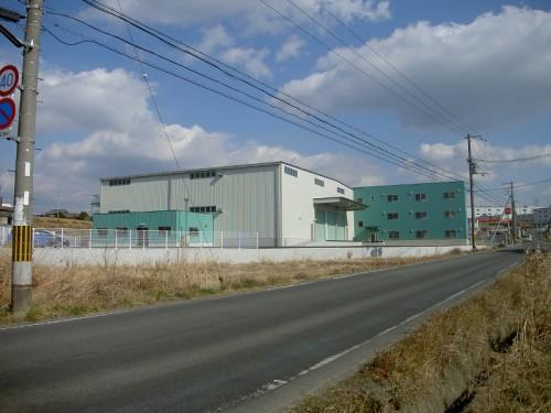 〈仮称〉S株式会社配送センター新築工事