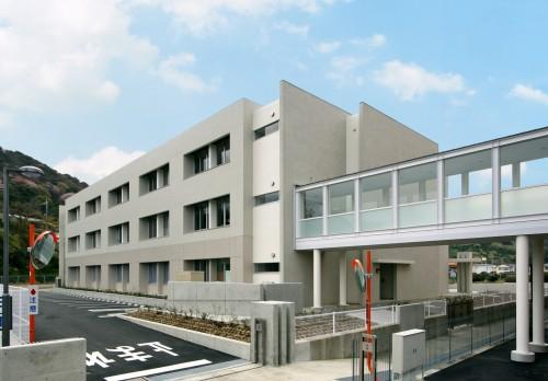 和歌山県立医科大学新教育棟建築工事