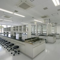 化学実習室