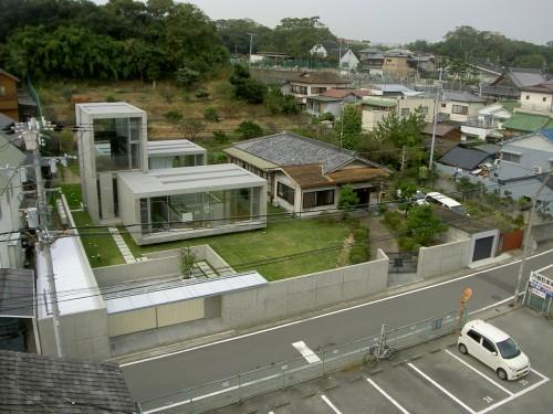 鷹匠町の家 新築工事