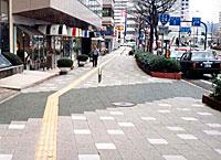 24号西汀丁地区歩道整備工事 (表彰受賞)