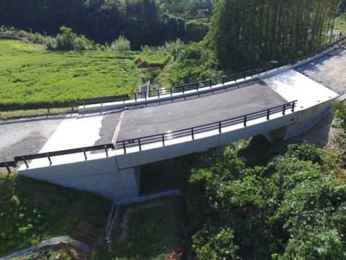 国道370号(仮称2号橋上部工)道路改良工事
