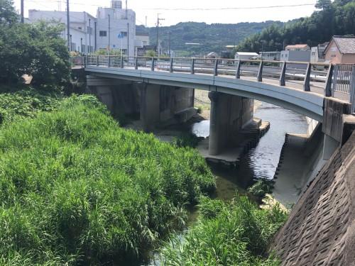 興加茂郷停車場線(加茂郷橋)交付金道路保全耐震工事