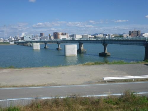 河西橋下部工(P5,P6)橋脚築造工事