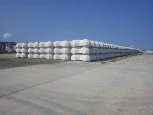 和歌山下津港 港湾施設整備(推進費)工事