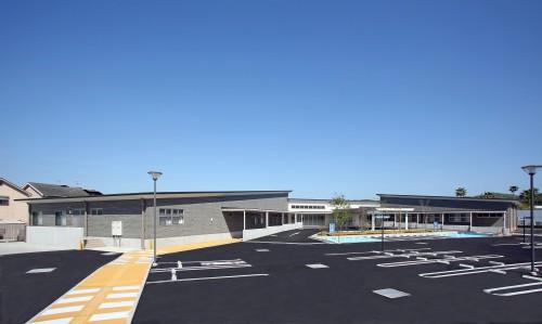 (仮称)西保健センター等複合施設新築工事