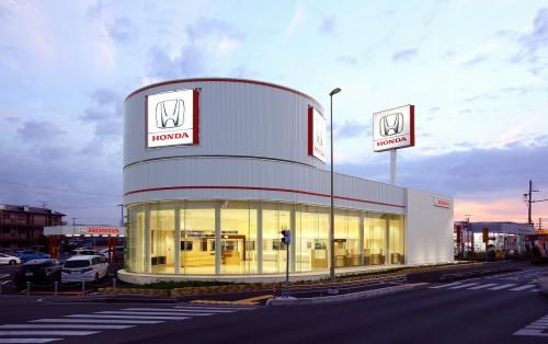 (仮称)HondaCars泉州岸和田南店ショールーム新築工事