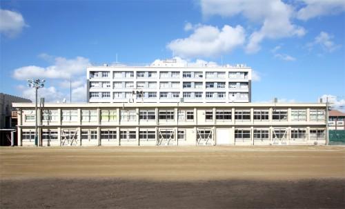 和歌山工業高校電気科実習棟大規模改造(2期)建築工事