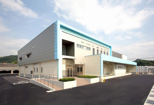 紀の川市立河南学校給食センター建設工事