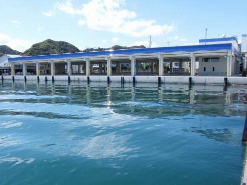 勝浦漁港漁港整備(広域)建築工事