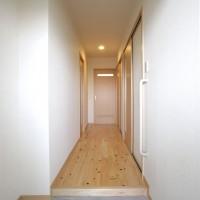 2DK(玄関・廊下)