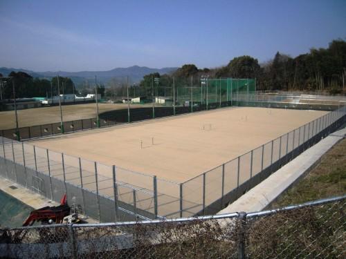 橋本高校運動場拡張整備(その2)工事