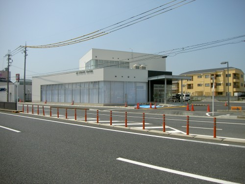 JAわかやまかほく支店新築工事