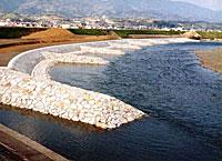 佐野低水護岸災害復旧工事 (表彰受賞)